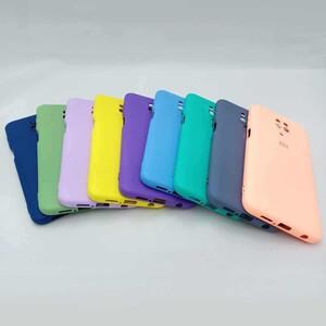 کاور مدل silicon مناسب برای گوشی موبایل شیاِئومی نوت 9 اس/9 پرو