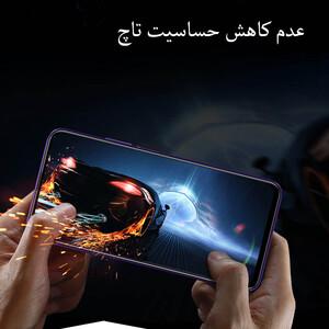 محافظ صفحه نمایش مدل FCG مناسب برای گوشی موبایل سامسونگ Galaxy A11