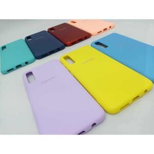کاور مدل سیلیکونی مناسب برای گوشی موبایل سامسونگ  Galaxy A11