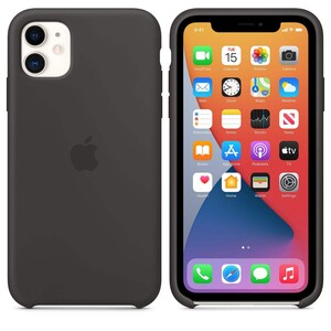 کاور مدل سیلیکونی مناسب برای گوشی موبایل اپل Iphone ۱۱