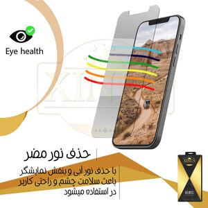 محافظ صفحه نمایش ژینوس مدل FGX مناسب برای گوشی موبایل سامسونگ Galaxy M02