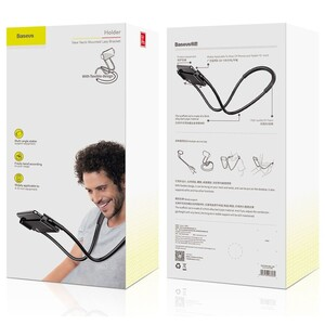 پایه نگهدارنده گوشی موبایل باسئوس مدل LAZY BRACKET