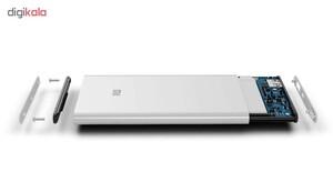شارژر همراه شیاومی مدل Mi Power Bank 2 با ظرفیت 5000 میلی آمپر ساعت