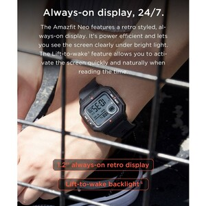 ساعت هوشمند امیزفیت مدل Neo