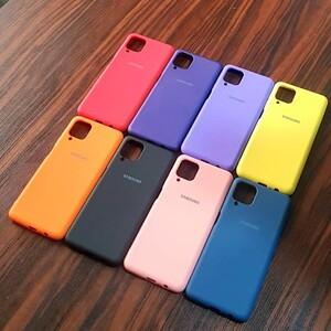 کاور  مدل sili9800 مناسب برای گوشی موبایل سامسونگ Galaxy A12