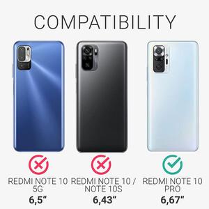 کاور مدل BTISLCN مناسب برای گوشی موبایل شیائومی Redmi Note 10 Pro