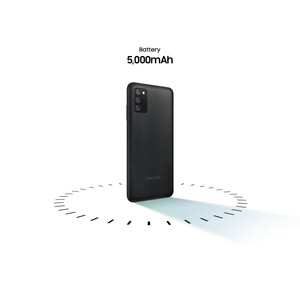 گوشی موبایل سامسونگ مدل Galaxy A03s SM-A037F/DS دو سیم کارت ظرفیت 32 گیگابایت و رم 3 گیگابایت