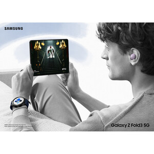 گوشی موبایل سامسونگ مدل Galaxy Z Fold3 5G ظرفیت 256 گیگابایت و رم 12 گیگابایت