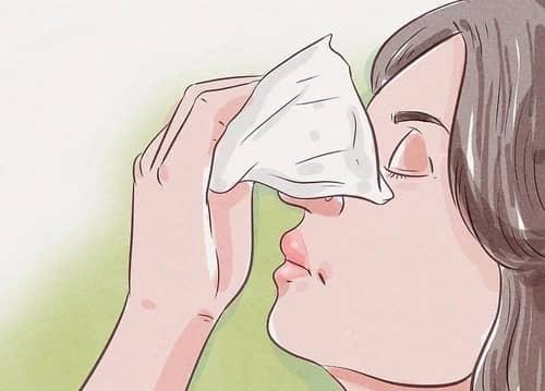 حساسیت به پیرسینگ بینی