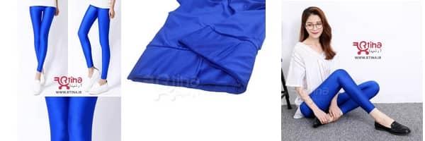 لگ رنگ آبی کاربنی