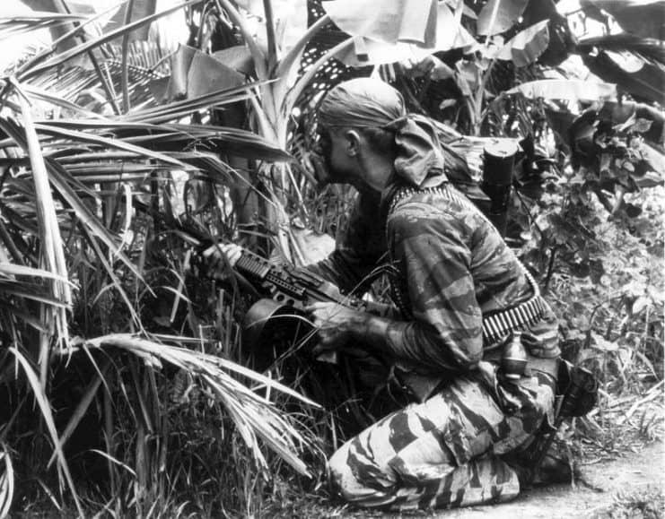 استفاده از فندک در جنگ