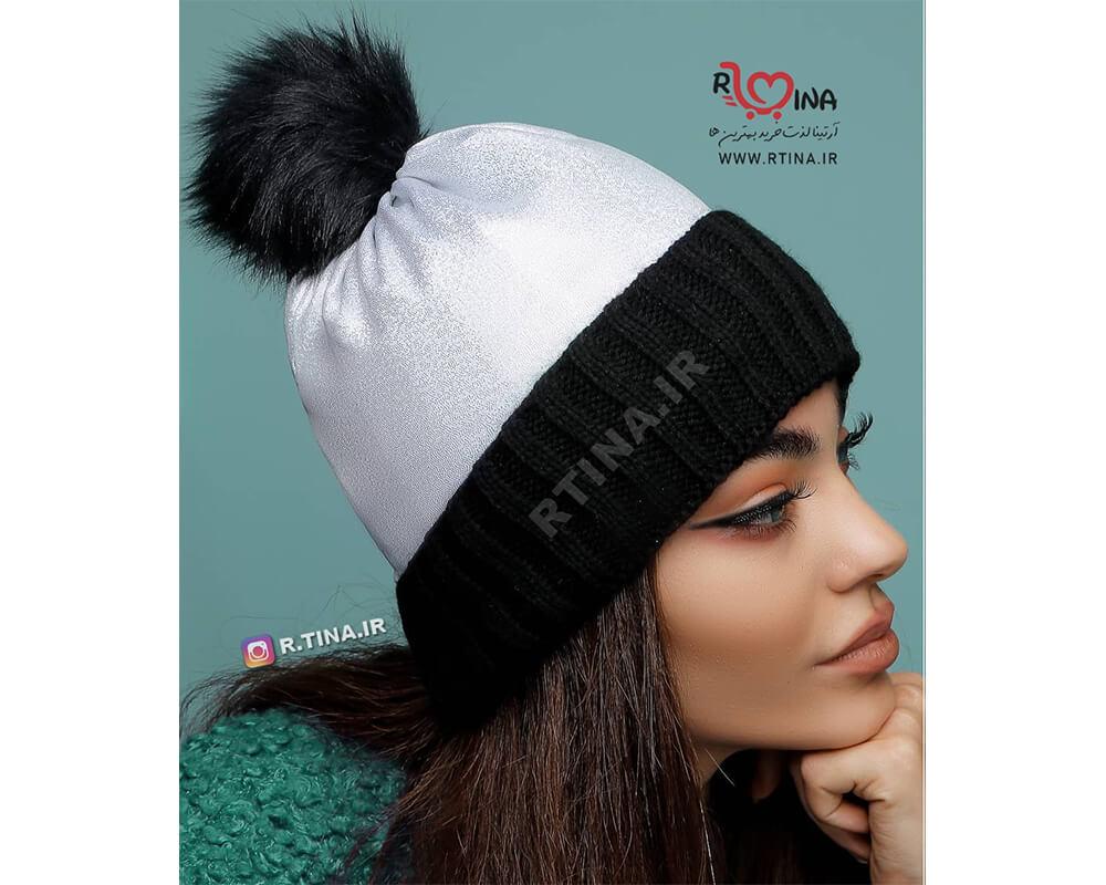 کلاه زمستانی دخترانه بچگانه