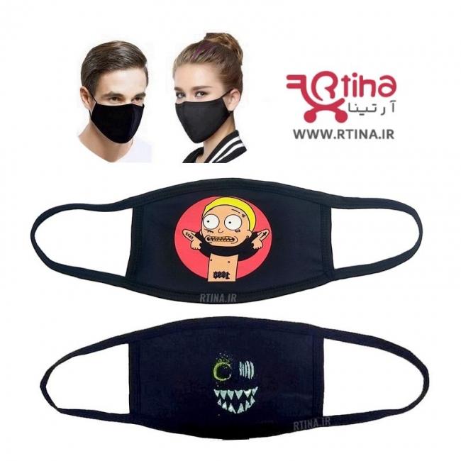 ماسک دهان پسرانه و دخترانه مدل MR5