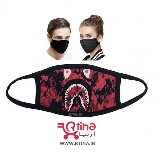 ماسک تنفسی پارچه ای مدل K74