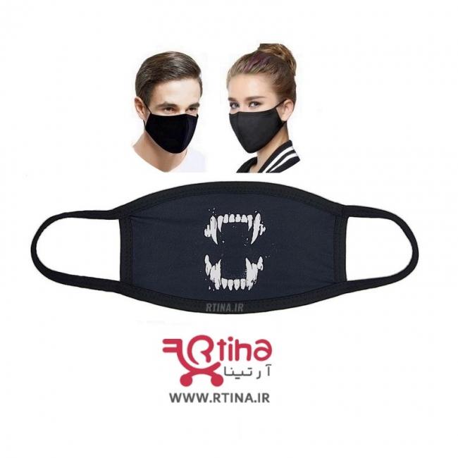 """ماسک ضد حساسیت نخی مدل """"پردات"""""""