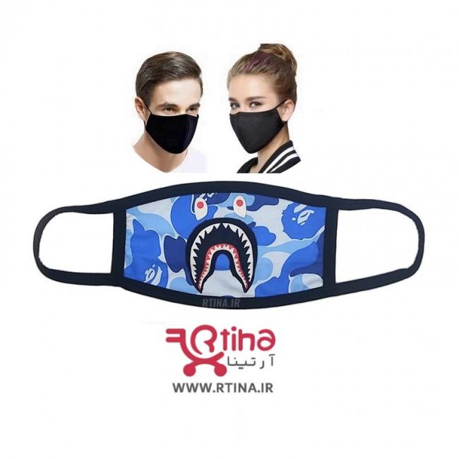 ماسک ضد کرونا و آلودگی مدل HN1