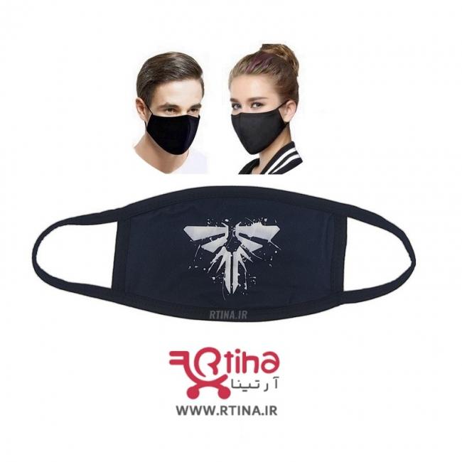 ماسک تنفسی بدون فیلتر مدل D6