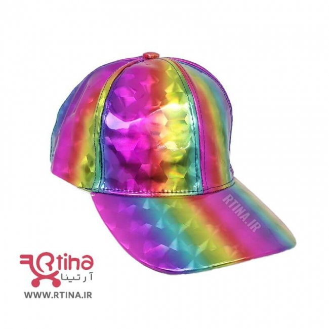 کلاه کپ اسپرت اورجینال شاین مدل Hexagonal