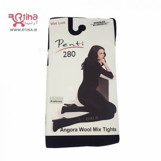 جوراب شلواری 280 پنتی مدل Angora Mix Tights