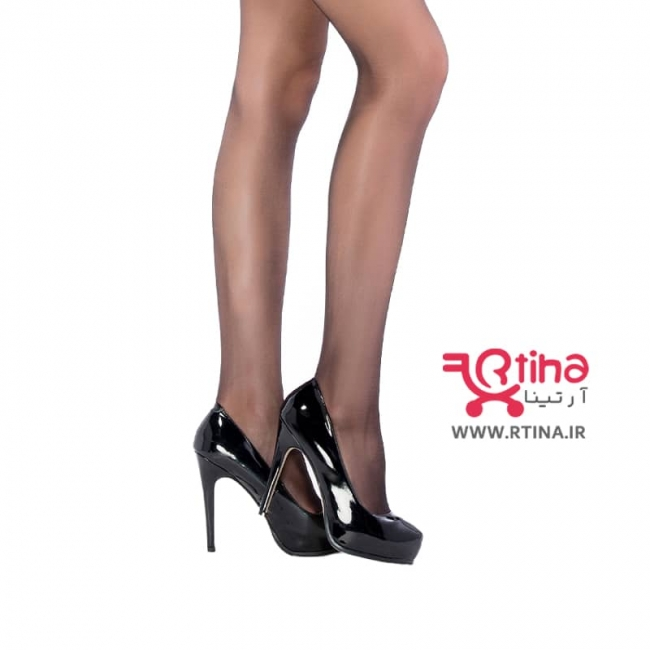 جوراب شلواری شیشه ای زنانه ضخامت 15D برند Misslee