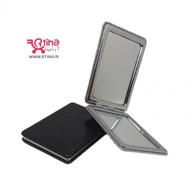 آینه کوچک جیبی مدل اکلیلی مدل RT-A01