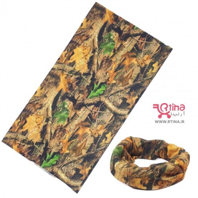دستمال سر ورزشی زنانه  /مردانه (اسکارف گردن و سر)