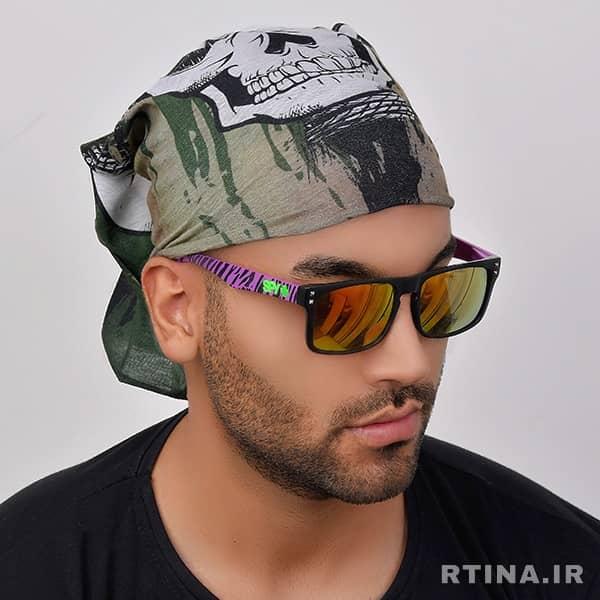دستمال سر و گردن اسپرت (ورزشی-کوهنوردی) مدل RT-B03