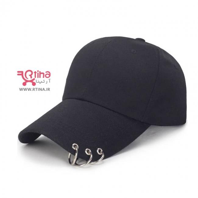 کلاه نقاب دار حلقه ای اسپرت مدل ساده (3حلقه)