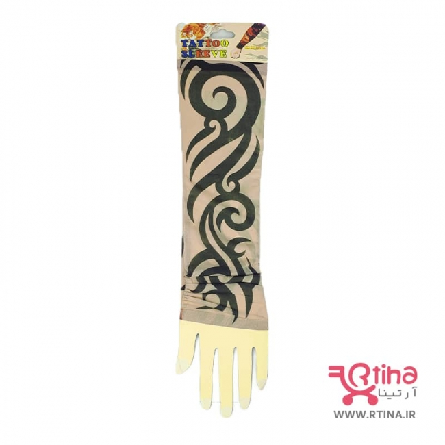 کاور تاتو پارچه ای (ساق دست پسرونه/ دخترونه)