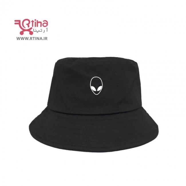 کلاه باکت طرح دار دخترانه/پسرانه مدل الین