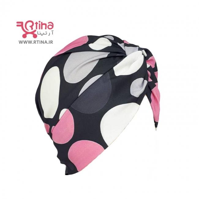 کلاه حجاب برای زیر روسری و بدون روسری (توربان سر حریر)
