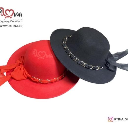 کلاه لبه دار شهرزادی طرح 3