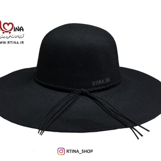 کلاه لبه دار شهرزادی طرح 4
