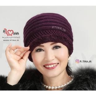 عکس کلاه زنانه پائیزی