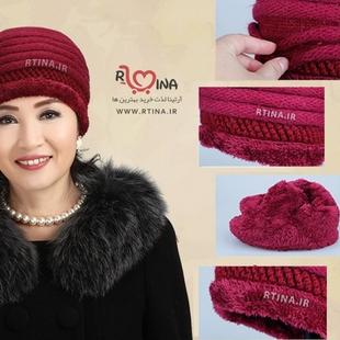 مدل کلاه زمستانی دخترانه جدید