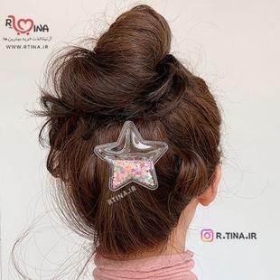 گیره مو جدید دخترانه