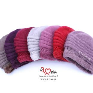 کلاه گرم زمستانه دخترانه