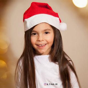 کلاه بابانوئل کریسمس کودکان