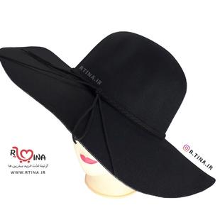 مدل کلاه لبه 10 سانتی دخترانه