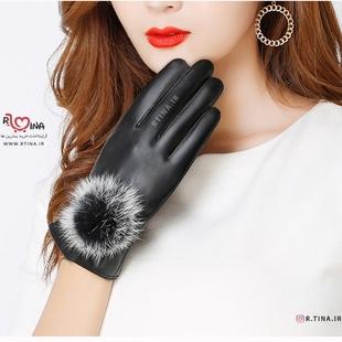 قیمت دستکش خز دار دخترانه