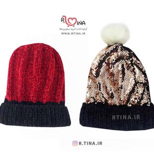 خرید کلاه فانتزی دخترانه زمستانی