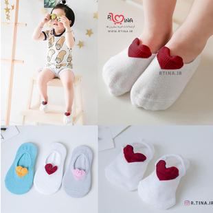 مدل های جوراب جدید بچه