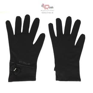 دستکش زنانه پارچه ای کد s106