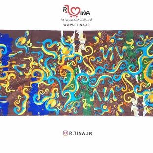 عکس دستمال سر باف دخترانه و پسرانه شیراز
