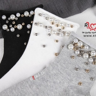 جدیدترین مدل جوراب مجلسی زنانه