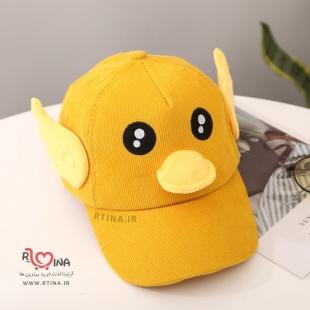 مدل کلاه نقاب دار کودک