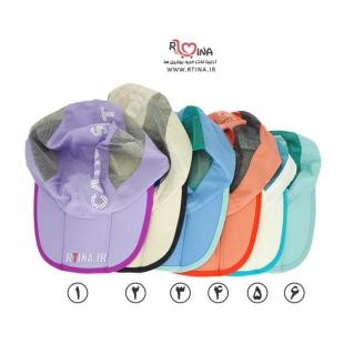 کلاه ورزشی سبک با نقاب سه تکه