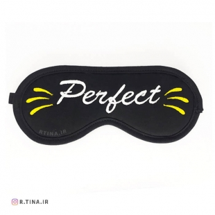 چشم بند خواب مشکی مدل perfect