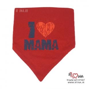 دستمال گردن پسرانه بچه گانه خاص قرمز