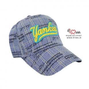 کلاه کپ اسپرت بچه گانه مدل yankees